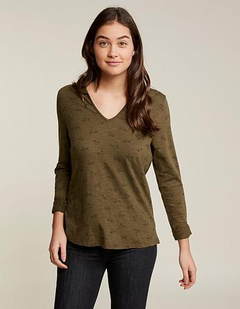 Chiara Dragonfly Top