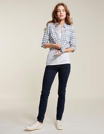 Olivia Marl Check Shirt