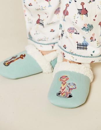 Elsie Emu Slippers