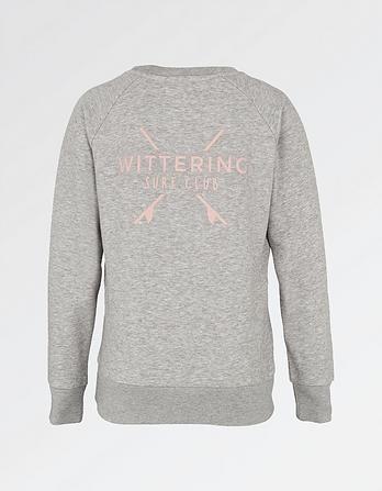 Wittering Surf Kids' Mini Snapper Sweatshirt
