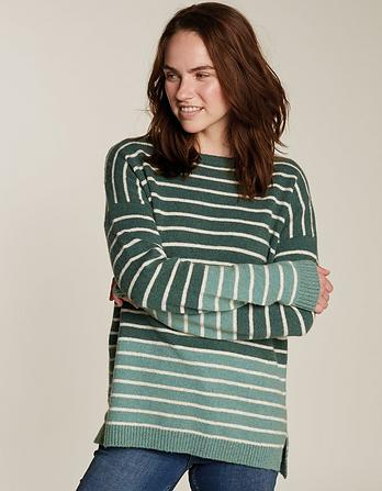 Megan Stripe Sweater
