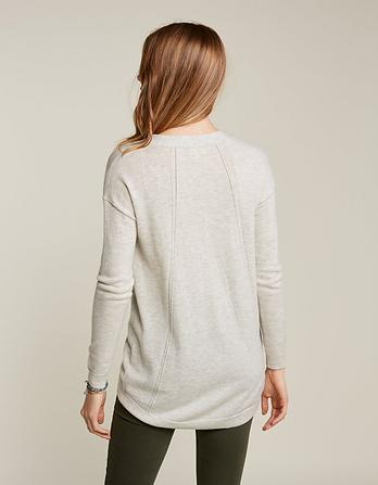 Evie V-Neck Sweater