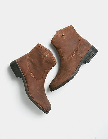 Fawley Western Boots