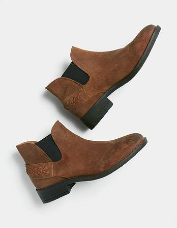 Notton Western Chelsea Boots