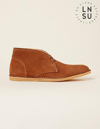 LNSU Denstone Desert Boots