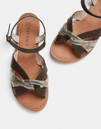 Marlow Multi Strap Sandals