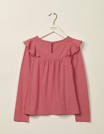 Mila Frill Yoke T-Shirt