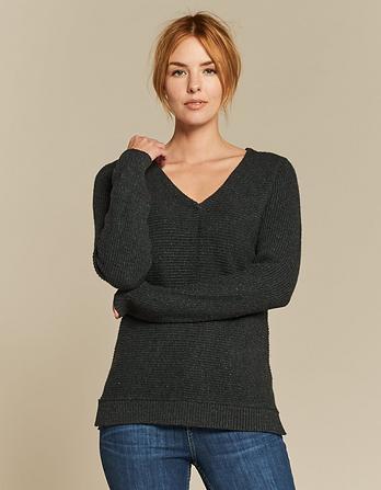 Mila V-Neck Sweater