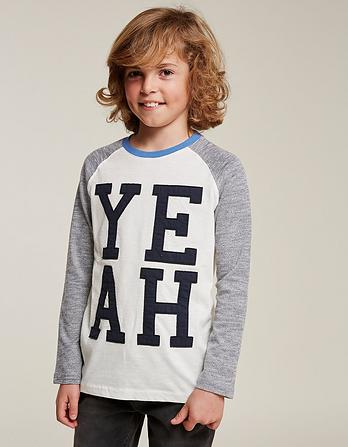 Yeah Graphic T-Shirt