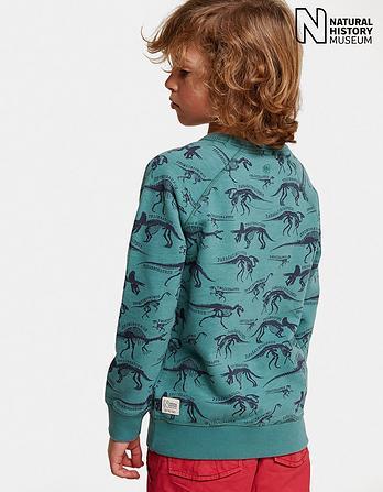 Natural History Museum Dino Crew Sweatshirt