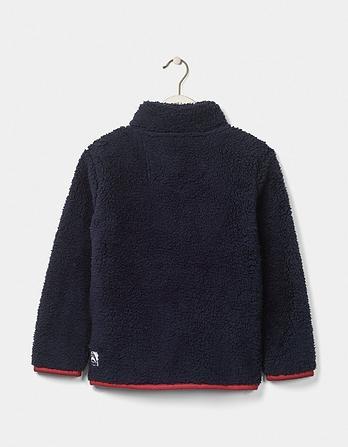 Zip Thru Fleece