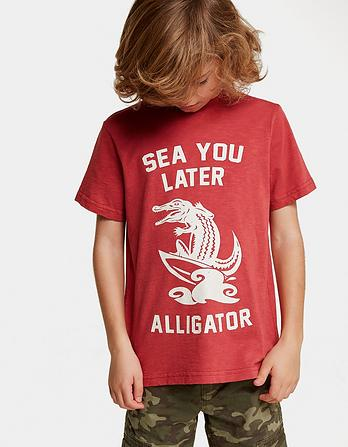 Sea You Later Graphic T-Shirt