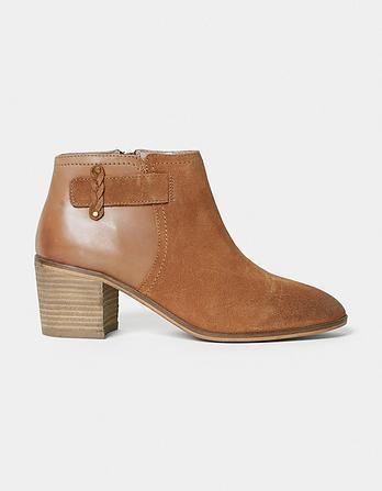 Hambrook Block Heel Ankle Boots