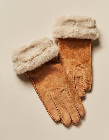 Suede Soft Gloves