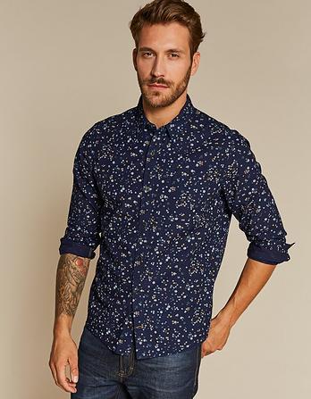 Dylan Ditsy Print Shirt