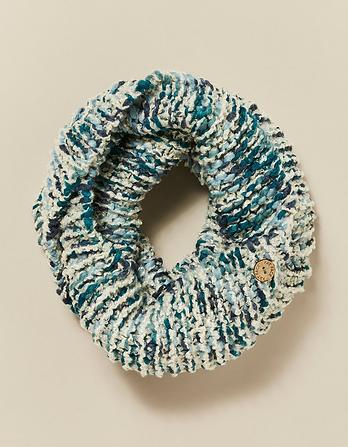 Multi Chunky Knit Snood