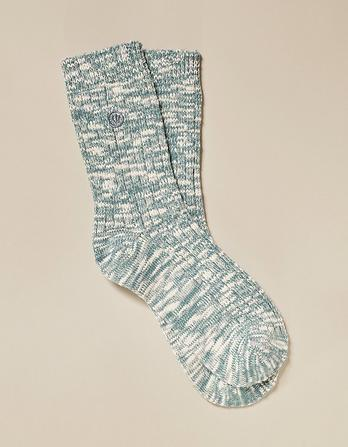 Cotton Twist Boot Socks
