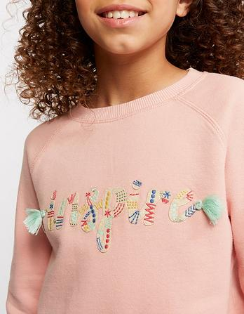 Inspire Crew Neck Sweatshirt