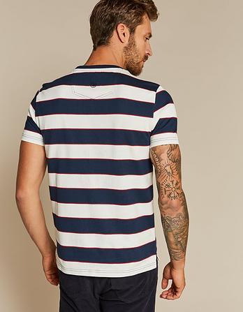 Bude Heavyweight Stripe T-Shirt