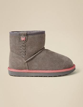 Amber Suede Boots