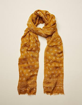 Dotty Bee Scarf