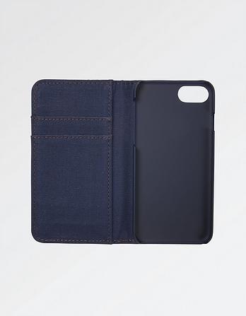 Canvas Folio iPhone 8/7 Case