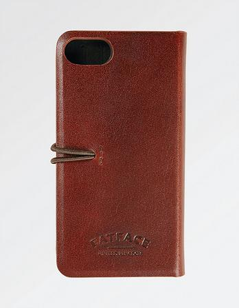 Leather Folio iPhone 8/7 Case
