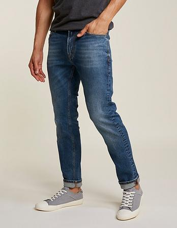 Stonewash Slim Jeans