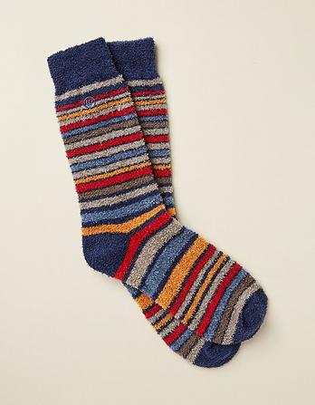 Stripe Mallory Socks