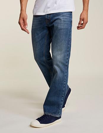 Bootcut Stonewash Jeans