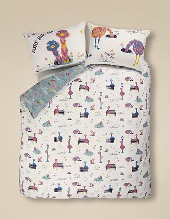 Elsie Emu Double Duvet Cover Set