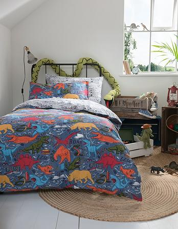 Wild Imagination Single Duvet Cover Set