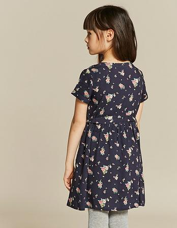 Orla Flower Print Tea Dress