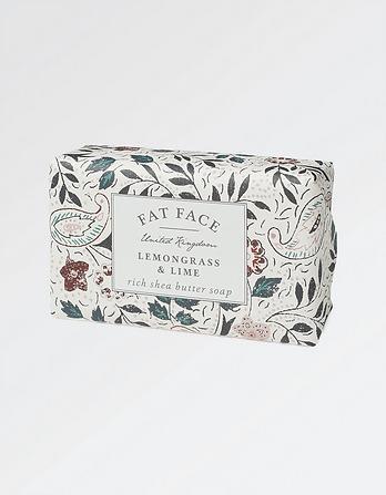 Lemongrass and Lime Soap