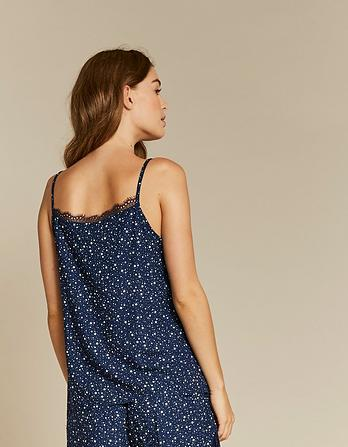 Scatter Stars Lace Cami