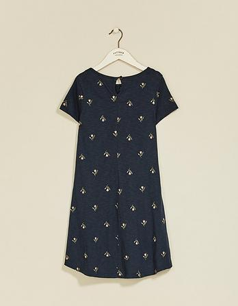 Simone Embroidered Dress