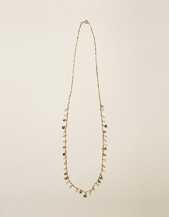 Pretty Bead Long Necklace