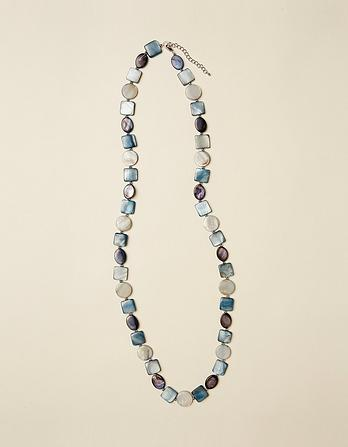 Multi Shape Bead Necklace