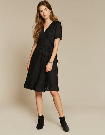 Katie Wrap Dress