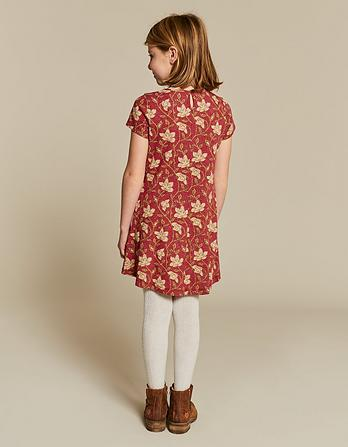 Simone Stitchwork Floral Dress