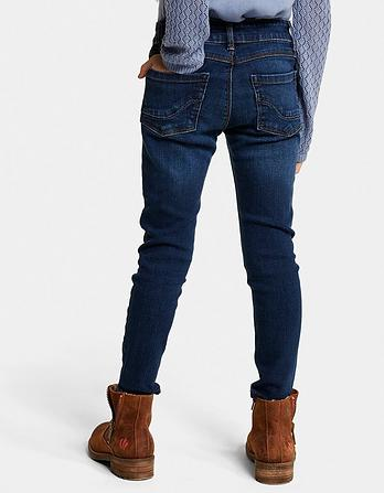 Dark Wash Slim Jeans