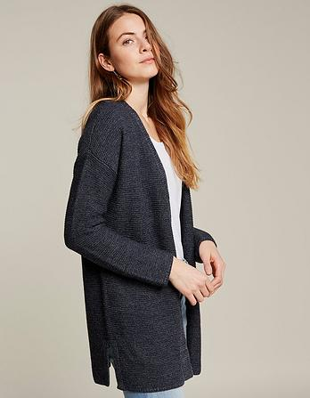 Haywood Textured Cardigan
