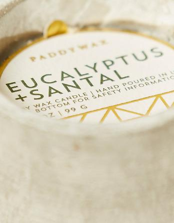 Eucalyptus and Santal Candle