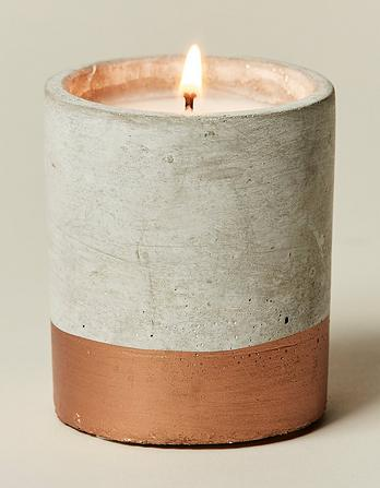 Bergamot and Mahogany Candle