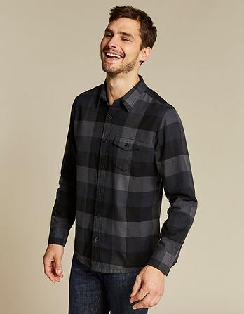 Thriplow Buffalo Check Shirt