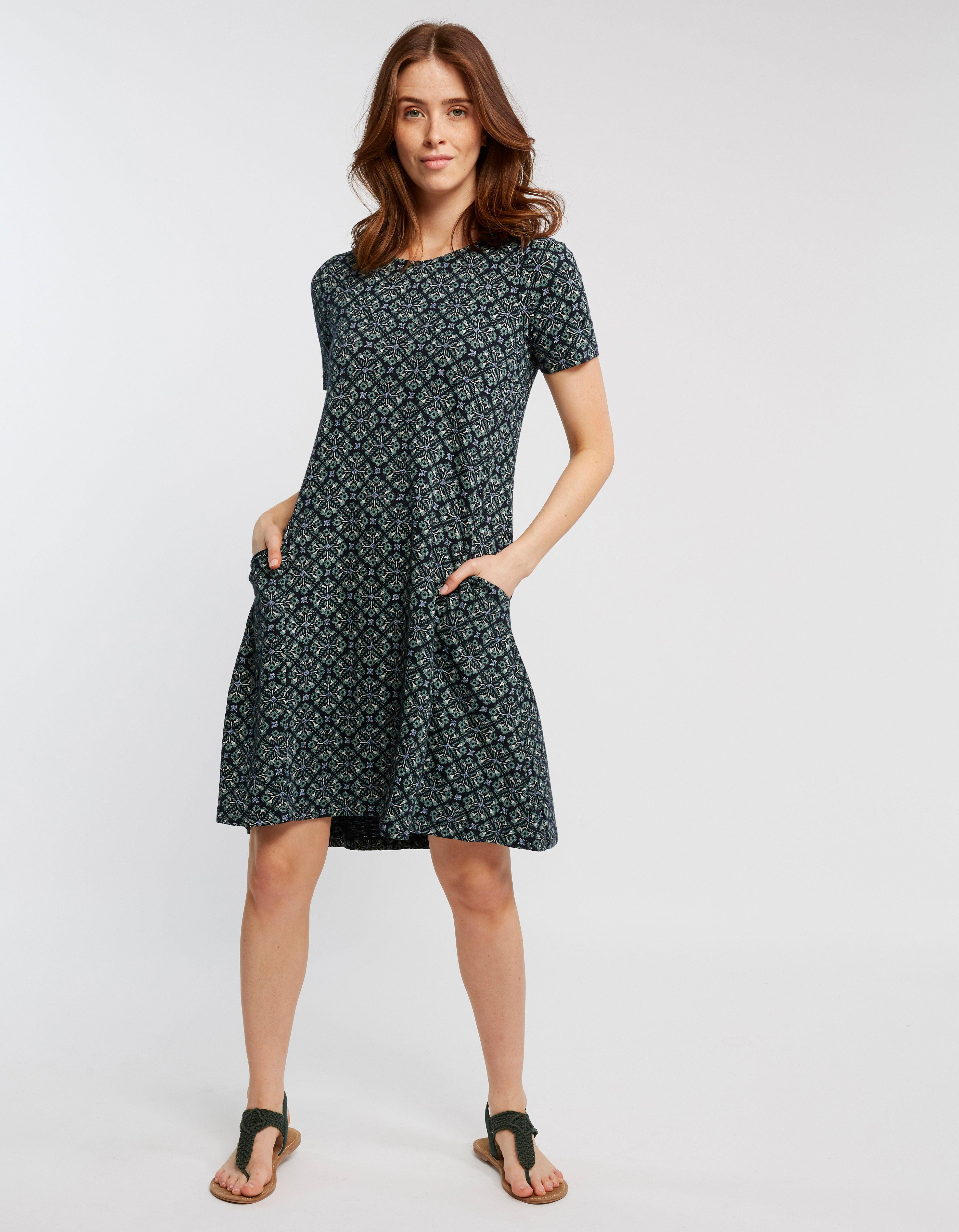 Fatface Tunic Dress
