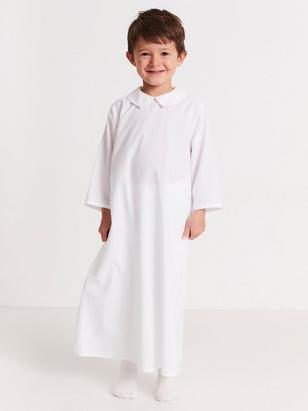 Lucia Gown White