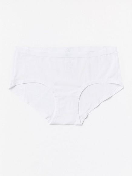 Kalhotky Classic Regular Bílá