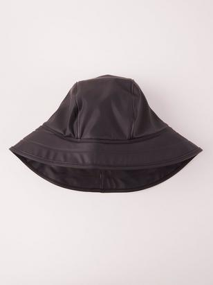 Rain Hat Black