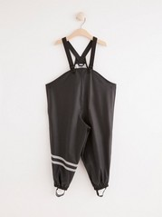 Rain Trousers Black
